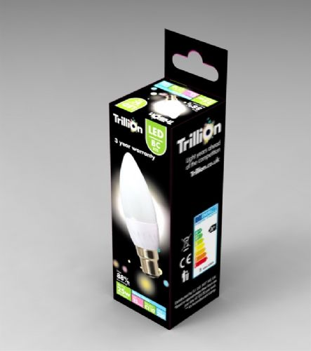 LED Candle Lightbulbs